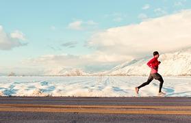 Kako se pripremiti za trčanje po hladnoći