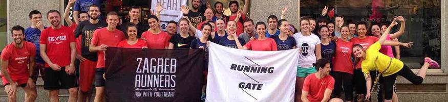 Zagreb Runners i RunningGate