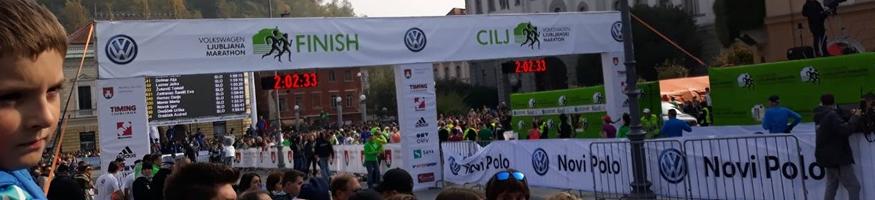 Ljubljanski maraton 2018